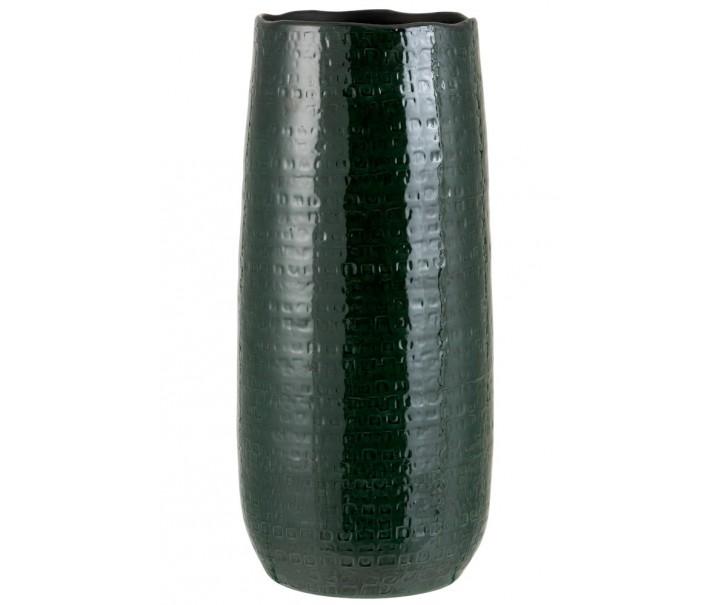 Velká keramická váza se vzorem Seraphine - 19*23*50 cm