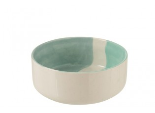 Porcelánová mísa Wave - Ø 20,2*8 cm