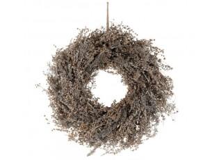 Přírodní věnec ze sušených květin Branches - Ø 42*10cm