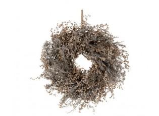 Přírodní věnec ze sušených květin Branches - Ø 28cm
