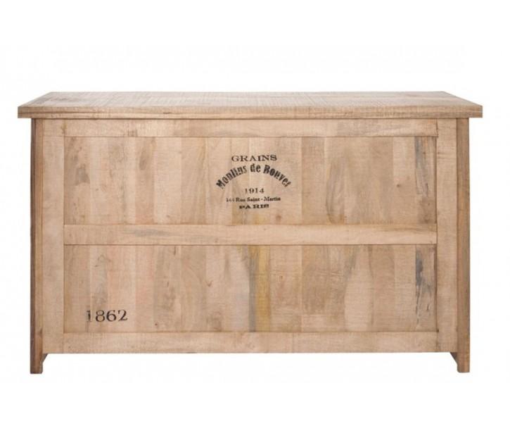 Dřevěný barový pult - 180*55*105 cm
