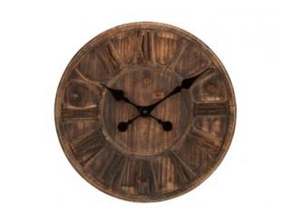 Nástěnné hodiny s římskými číslicemi Placide - Ø 40*5 cm
