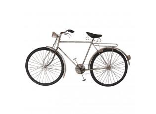Nástěnná kovová dekorace Retro bicykl - 90*6*48 cm