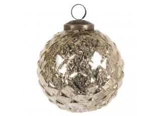 Na stromečku nebo větvičce zazáří. Krásná vánoční ozdoba, patří mezi první dekorace, které vyndáte z krabice pro vykouzlení magi
