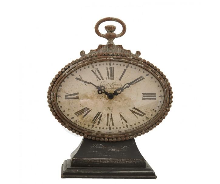 Stolní hodiny - 16 * 7 * 21 cm