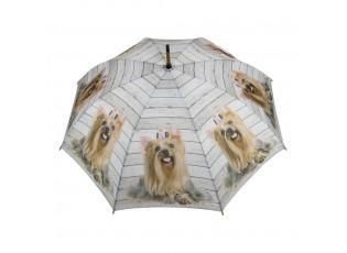 Deštník s dřevěnou rukojetí yorkshire - Ø105*88cm