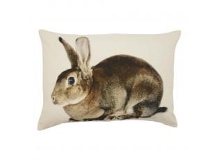 Bavlněný polštářek Zajíc 35x50 cm - 50*10*35cm