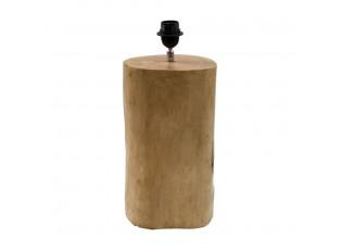 Dřevěná základna ke stolní lampě Eukalyptus - 25*25*35cm/ E27