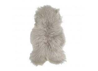 Blond šedá kůže z Islandské ovce Iceland blond - 100*70*5cm