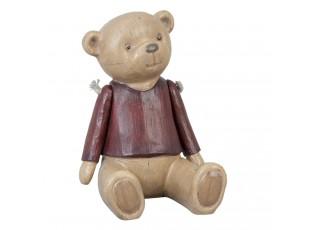 Medvídek - 12 * 10 * 16 cm