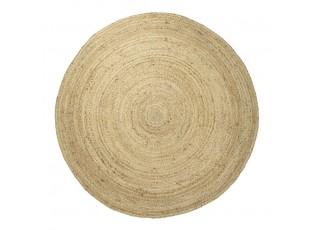 Kulatý koberec z juty Bernard  - Ø170*1cm