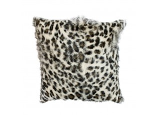 Polštář koza leopard hnědý  (capra aegagrus hircus) - 40*40*10cm