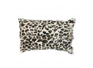 Polštář koza leopard hnědý (capra aegagrus hircus) - 50*30*10cm