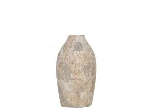 Cementový vintage džbán / váza - Ø 14*24cm