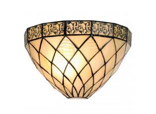 Nástěnná lampa Tiffany Filligree - 30*15*20 cm 1x E14 / Max 40W
