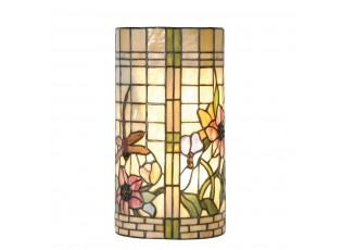 Nástěnná lampa Tiffany - 20*11*36 cm 2x E14 / Max 40W