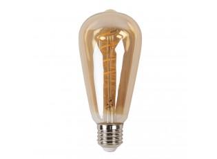 Žárovka Antique LED Bulb Spiral - Ø 6*14 cm E27/3W