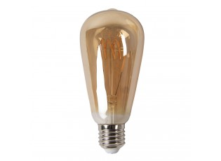 Žárovka Antique LED Bulb Spiral - Ø 6*14 cm E27/3W