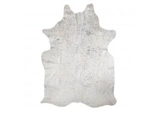 Koberec kravská kůže stříbrná - 250*150*0,3cm