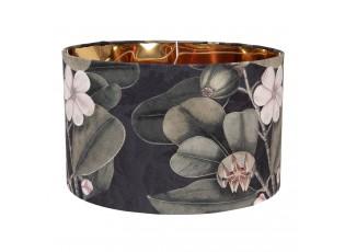 Květinové stínidlo na lustr Cigogne – Ø 45*28 cm
