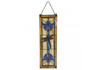Dekorační Tiffany panel Jacinthe - 25*73 cm