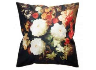 Povlak na polštář květiny Manon - 45*45 cm