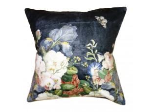 Květinový povlak na polštář Manon - 45*45 cm