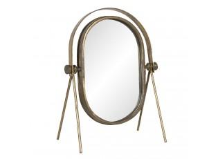Stojací vintage zrcadlo ve vintage rámu Cosette - 24*15*33 cm