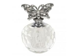 Flakónek na parfém s motýlkem v dárkové krabičce - 5*4*9 cm