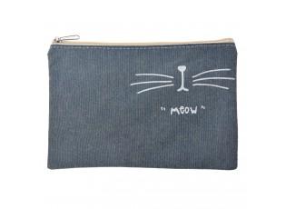 Toaletní taška Meow - 19*14 cm