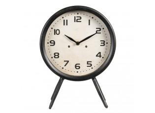 Vintage stolní hodiny Nihel - 24*11*32 cm  / 1*AA