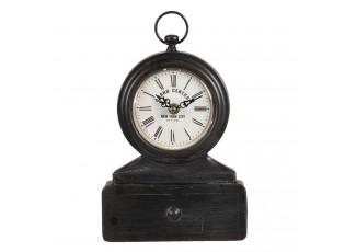 Vintage stolní hodiny Grand Central - 18*5*27 cm / 1*AA
