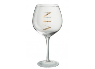 Sklenička na bílé víno Vin Golg  - Ø 10*20,5 cm