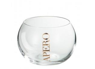 Sklenička na drink Apero Golg  - Ø 10*7 cm