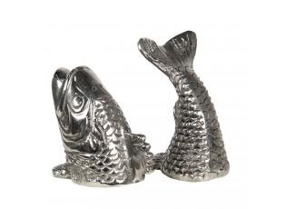 Set solničky a pepřenky v designu ryby Argent
