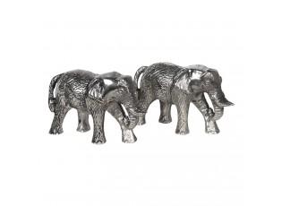 Sada slánky a pepřenky v designu slonů Argent