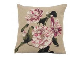 Gobelínový polštář s květy růže Rose - 45*15*45cm