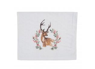 Kuchyňský froté ručník Dearly Christmas - 40*66 cm