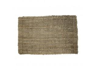 Přírodní jutový koberec vázaný Jutien - 60*90*2cm