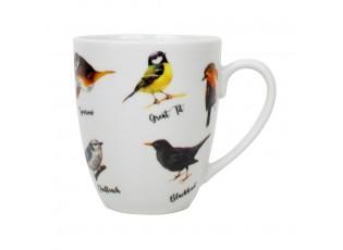 Porcelánový hrnek ptáčci Grden birds - 11,5*8,5*10cm