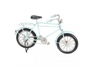 Retro kovový model mintového jízdního kola - 16*5*10 cm