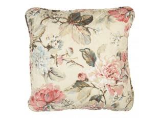 Květinový povlak na polštář Bourgeon - 40*40 cm