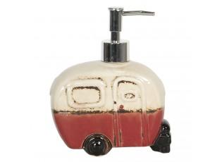 Dávkovač mýdla ve tvaru karavanu - 14*6*17 cm