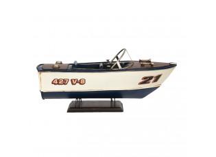 Dekorační model lodi - 31*13*13 cm