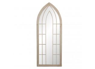 Nástěnné zrcadlo v designu gotického okna Campion - 60*4*153 cm