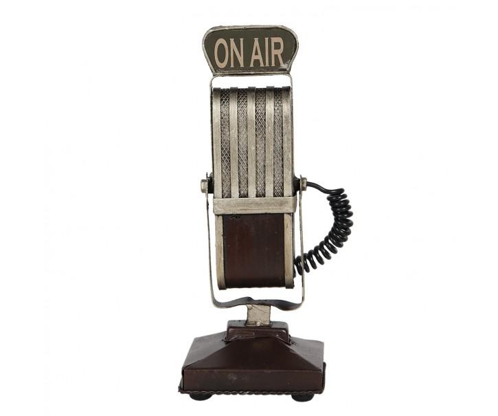 Retro model mikrofonu On air - 9*9*24 cm