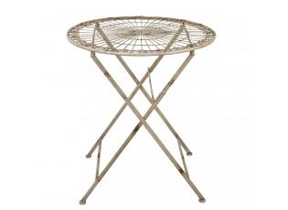 Zahradní stolek - pr 68*76 cm