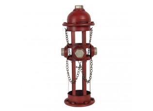 Držák lahví ve tvaru požárního hydrantu - 14*15*41 cm