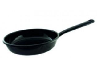 Černá smaltovaná pánev Blacck - Ø24cm - 1,9L