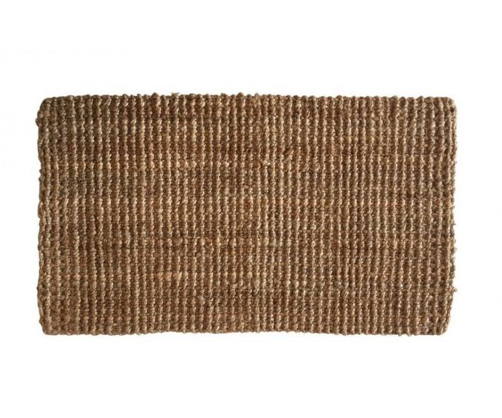 Přírodní jutový koberec vázaný - 70*140*1cm